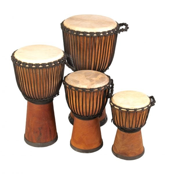 Image of Drums for Schools' series of Djembe Wide Top