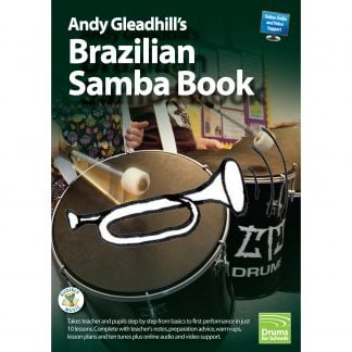 Andy Gleadhills Brazilian Samba Book audio cover