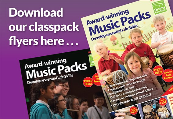 Download our classpack flyers here