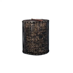 This is a product image of Drums for Schools' bamboo Dundun 18in diameter 60cm high.