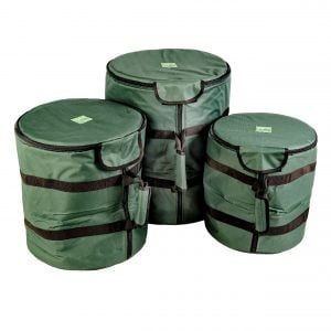 This is a product image of Storage carry bag for Dundun Bamboo drum set, full size