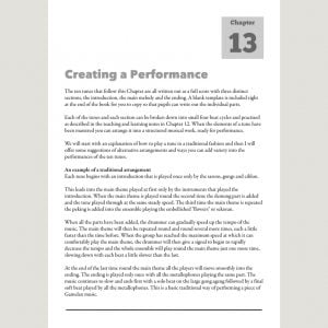 Image showing Creating a Performance from Andy Gleadhill's Indonesian Gamelan Book