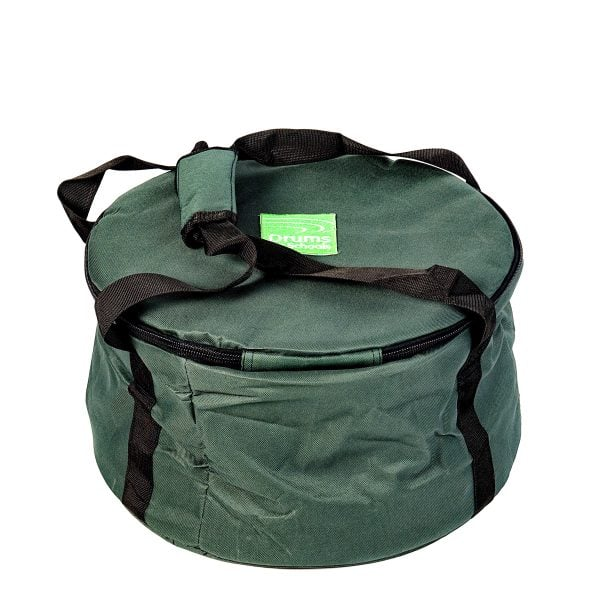 This is product image of Drums for Schools' storage carry bag for 12 inch diameter caixa.