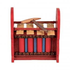 This is a product image of Drums for Schools Gamelan Budget Large 4 key
