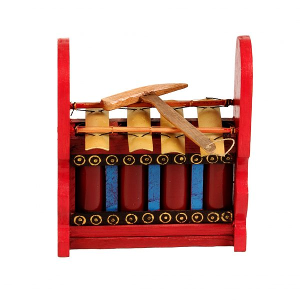 This is a product image of Drums for Schools Gamelan Budget Medium 4 key