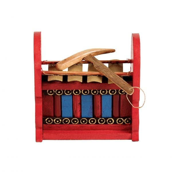 This is a product image of Drums for Schools Gamelan Budget Small 4 key