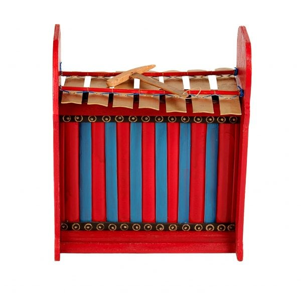 This is a product image of Drums for Schools Gamelan Budget Large 7 key.