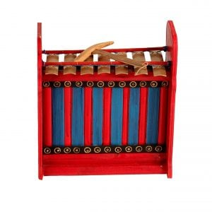 This is a product image of Drums for Schools Gamelan Budget Medium 7 key.
