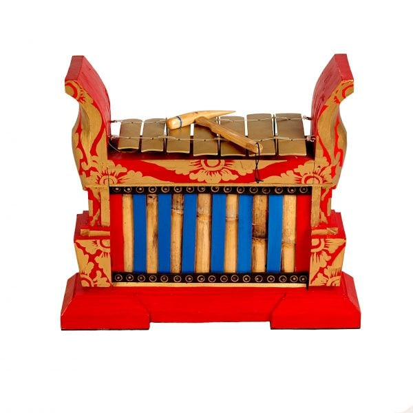 This is a product image of Drums for Schools Gamelan Premium Medium 7 key.