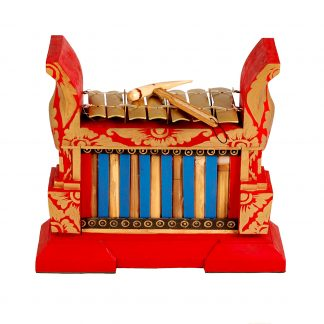 This is a product image of Drums for Schools Gamelan Premium Small 7 key.