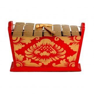 This is a product image of Drums for Schools Gamelan Standard Large 7 key.