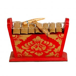 This is a product image of Drums for Schools Gamelan Standard Small 7 key.
