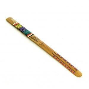 This is a product image of Drums for Schools bamboo jaw harp