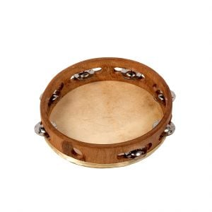 This is a product image of Drums for Schools tambourine