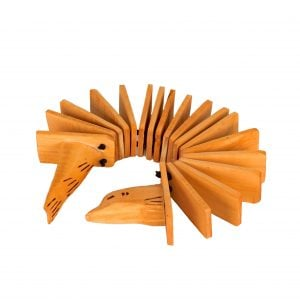 This is a product image of Drums for Schools Animal Clacker unfold