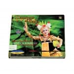 Image of cover of dancers of bali pelegongan gaya peliatan Ubud DVD